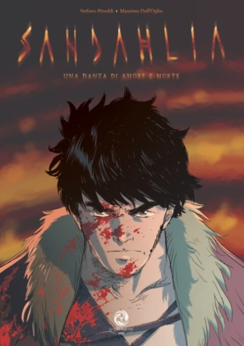 Graphic Novel Sandahlia