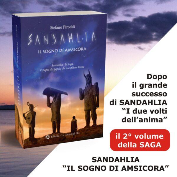 Sandahlia Il sogno di Amsicora